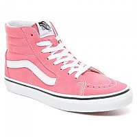 [해외]반스 UA Sk8-Hi Strawberry Pink / True White