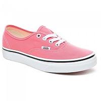 [해외]반스 UA Authentic Strawberry Pink / True White