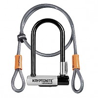 [해외]KRYPTONITE Kryptolok Series 2 Mini-7 w/ Flex Cable And Flex