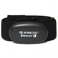[해외]KINETIC InRide Dual Band HR Strap Black
