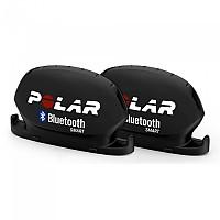 [해외]POLAR Speed / Cadence Settooth Universal Black
