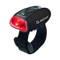 [해외]시그마 Light Micro With Led Red Black