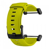 [해외]순토 Core Crush Flat Silicone Strap Lime