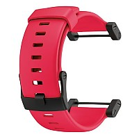 [해외]순토 Core Crush Flat Silicone Strap Red