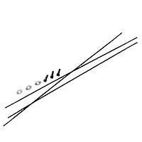 [해외]스램 Spare Parts Radio/Cabecilla Short Rise 60 294 Mm Kit 3 Black