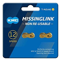 [해외]KMC Missinglink 2 Units Gold