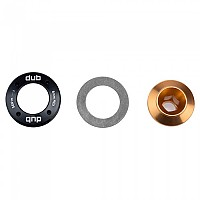[해외]스램 Crank Arm Bolt Kit Self-Extracting M18/M30 DUB Gold