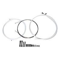[해외]스램 Cable-Cover Slickwire Pro Road/MTB White