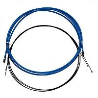 [해외]스램 Brake Cable-Cover Slickwire Road 5 Mm Blue