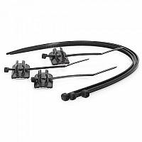 [해외]XLC Brake Line Bracket BR X11 3 Units