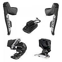 [해외]스램 레드 E-Tap AXS 2X Brake Kit Black