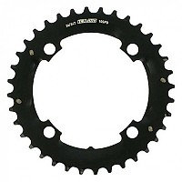 [해외]스램 MTB Black 36 Teeth 2x10 104BCD