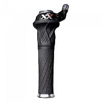 [해외]스램 Mandos Xx Grip Shift 2X10 Cab/Fun Gore Lock-On Black