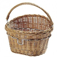 [해외]KLICKFIX Weiden Basket Brown
