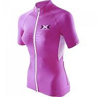 [해외]엑스 바이오닉 The Trick Biking Shirt S/S Pink / White