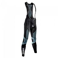 [해외]엑스 바이오닉 Effector Biking Power Bib Tight Black / Turquoise