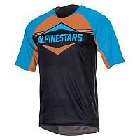 [해외]알파인스타 Mesa S/S Bright Blue / Bright Orange