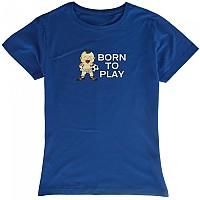 [해외]KRUSKIS Born To Play Football Royal Blue