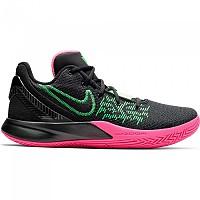 [해외]나이키 Kyrie Flytrap II Black / Black / Hyper Pink / Rage Green
