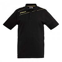 [해외]울스포츠 Stream 3.0 Polo Shirt Black / Cornyellow