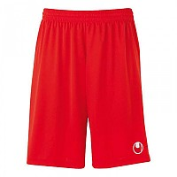 [해외]울스포츠 Center Ii Shorts With Slip Inside Red