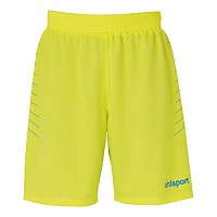 [해외]울스포츠 Match Gk Shorts Fluo Yellow / Cyan