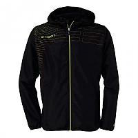 [해외]울스포츠 Match Presentation Jacket Black / Lime Yellow