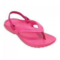 [해외]크록스 Classic Flip Junior Candy Pink
