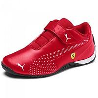 [해외]푸마 Scuderia Ferrari Drift Cat 5 Ultra II Velcro PS Rosso Corsa / Puma White