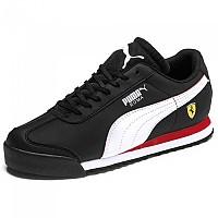 [해외]푸마 Scuderia Ferrari Roma Junior Puma Black / Puma White / Rosso Corsa