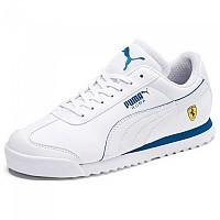 [해외]푸마 Scuderia Ferrari Roma Junior Puma White / Puma White / Galaxy Blue