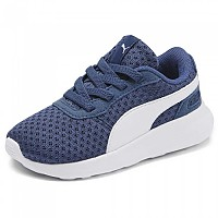 [해외]푸마 ST Activate AC Infant Galaxy Blue / Puma White
