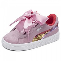 [해외]푸마 SELECT Suede Heart Trailblazer SQN Infant Pale Pink