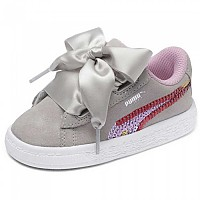 [해외]푸마 SELECT Suede Heart Trailblazer SQN Infant Grey Violet