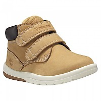 [해외]팀버랜드 Tracks Hook and Loop Boot Toddler Wheat Nubuck