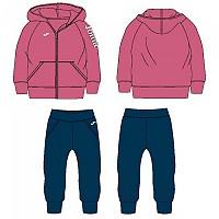[해외]조마 Tracksuit Hooded Pink / Navy