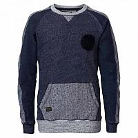 [해외]PETROL INDUSTRIES Sweater R-Neck Faded Indigo