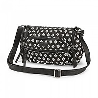 [해외]볼컴 Cruz Shoulder Bag Black