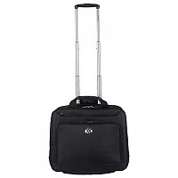 [해외]VOLKSWAGEN Transmission Wheel Briefcase Black