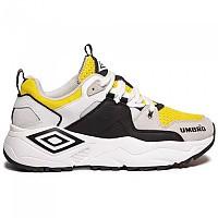 [해외]엄브로 Runner M White / Black / Blazing Yellow / Grey