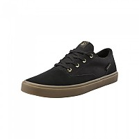 [해외]볼컴 Draw Lo Suede Shoe Black Out