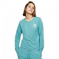 [해외]디젤 Willa Sweat Shirt Dusty Turquoise