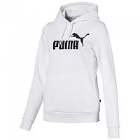 [해외]푸마 ESS Logo Hooded Puma White