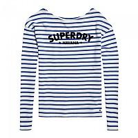 [해외]슈퍼드라이 Havana Mazarine Blue Stripe