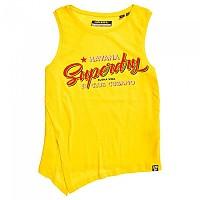[해외]슈퍼드라이 Beach Knot Tank Vibrant Yellow