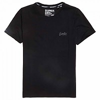 [해외]슈퍼드라이 Orange Label Elite Crew Neck Black