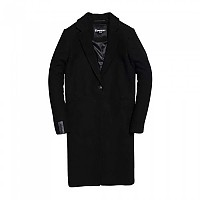 [해외]슈퍼드라이 Ariana Wool Coat Black