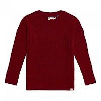 [해외]슈퍼드라이 Aimee Rib Jumper Deep Berry