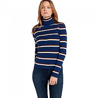 [해외]WRANGLER Turtle Neck Blue Depths