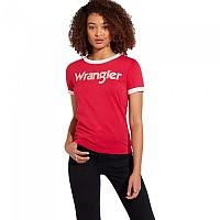 [해외]WRANGLER Ringer Magenta Red